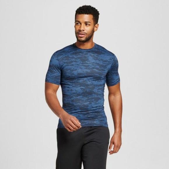 79548ff3 Champion Shirts | Mens Powercore Compression Shirt Small | Poshmark